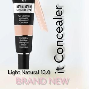 it Bye Bye Under Eye Concealer - Light Natural